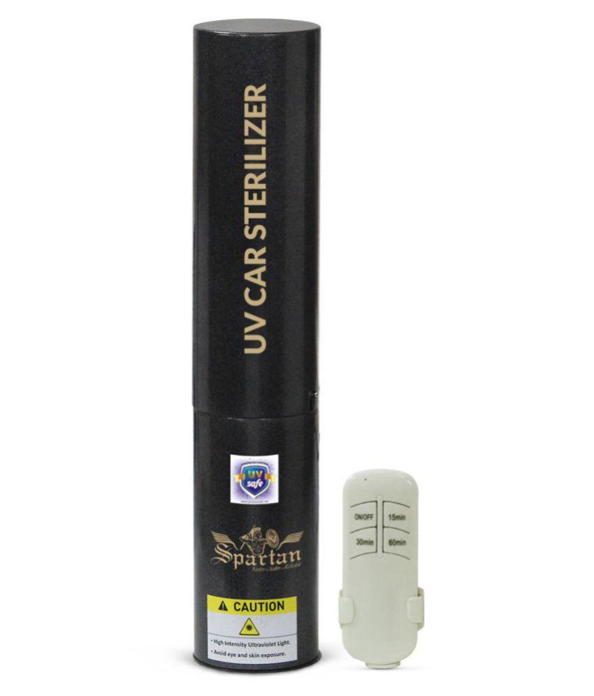 Spartan UV Car Sterilizer (Metallic Black) cm Electronic Metallic Black