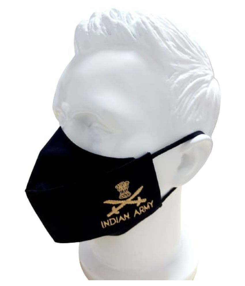 THEKAVACH Indian Army  Face Mask Respirators