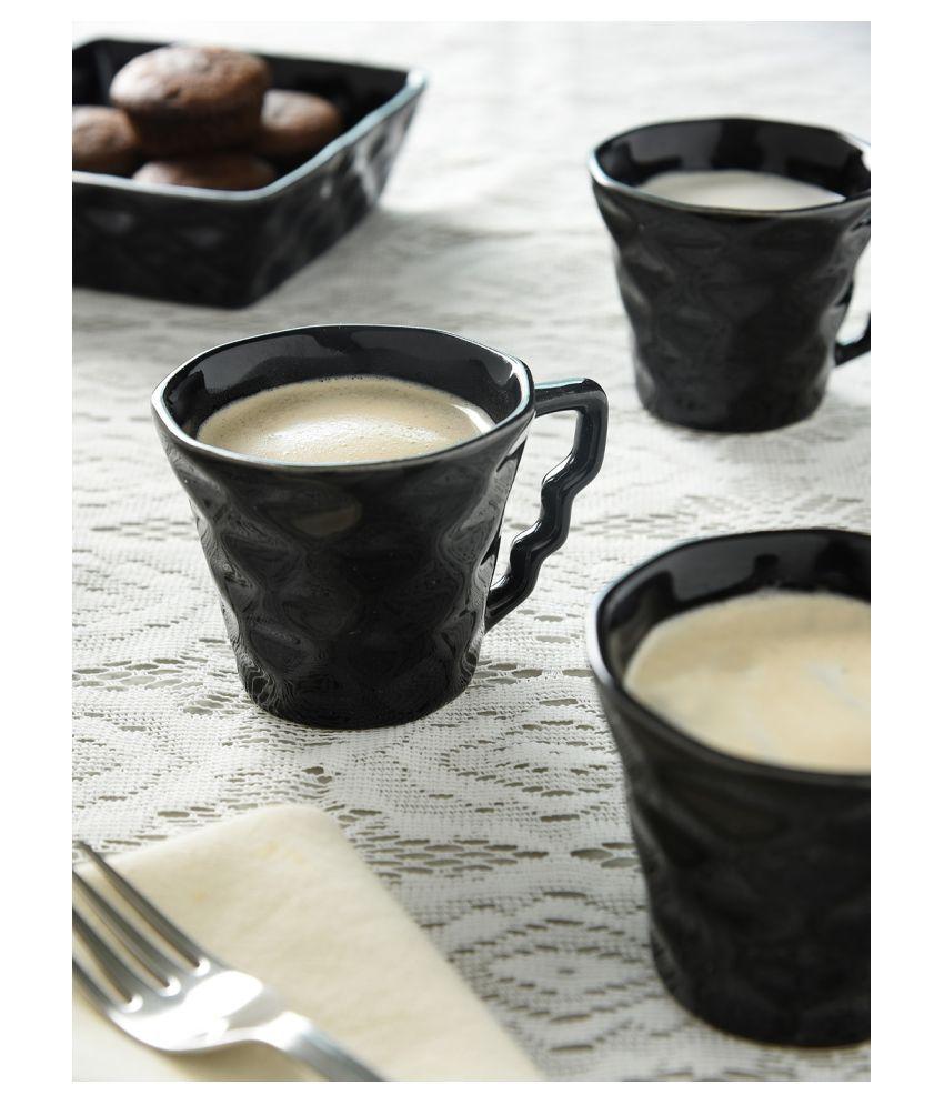 Kittens Ceramic Tea Cup 8 Pcs 150 ml
