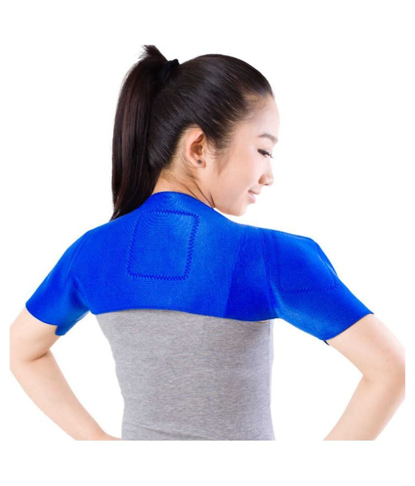 SELVA FRONT MAGNETICK Shoulder neck Posture SUPPORT XXL