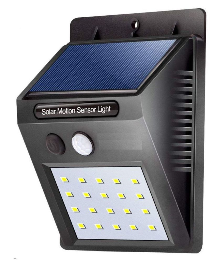 SOLAR LED 0.5W LED Bulb Natural White - Pack of 1