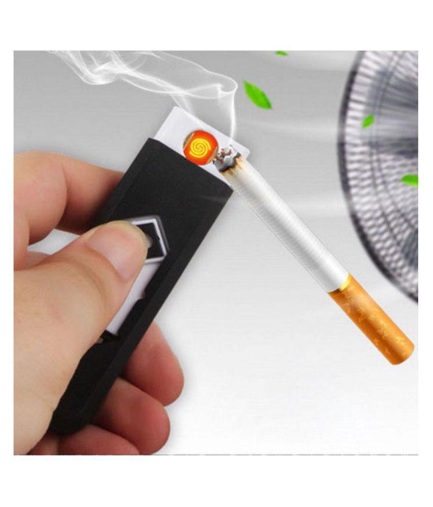 EARMARK_USB Rechargeable Electronic Flameless Lighter