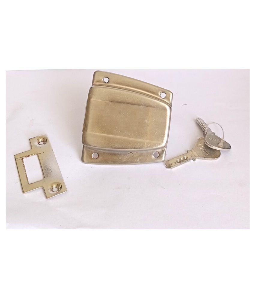 Furniture Lock Set (Silver)