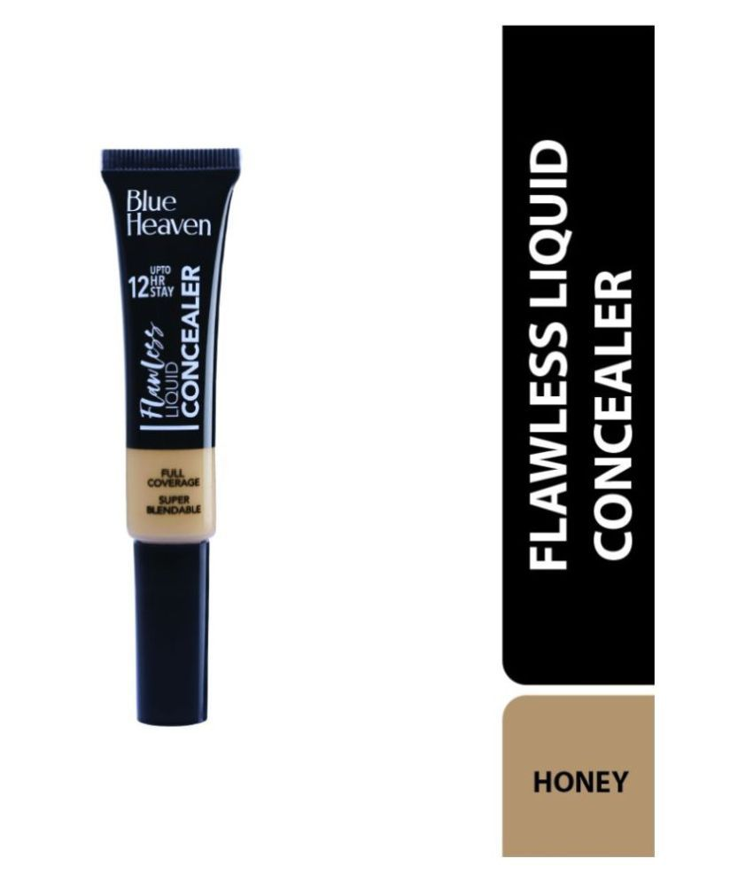 Blue Heaven Flawless Liquid Concealer Honey 301 Light 26 mL
