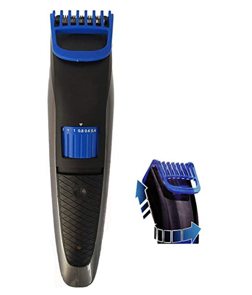 NOVA NS -2019 Beard Trimmer ( Black )