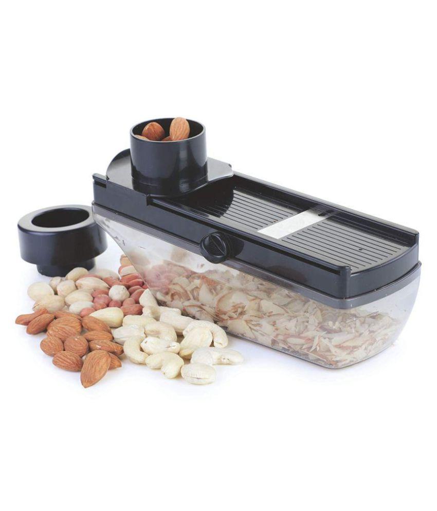 sell4you Multipurpose Dry Fruit, Garlic Ginger Slicer Cutter Masher Chopper