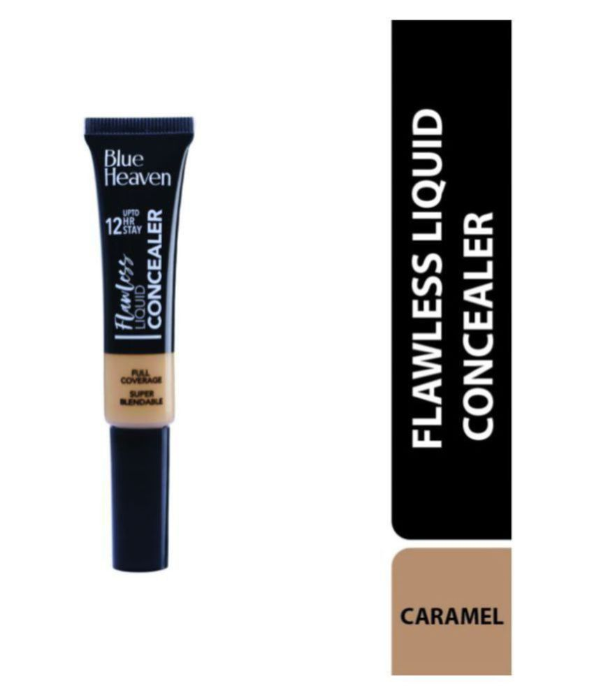 Blue Heaven Flawless Liquid Concealer Caramel 401 Nude 26 mL