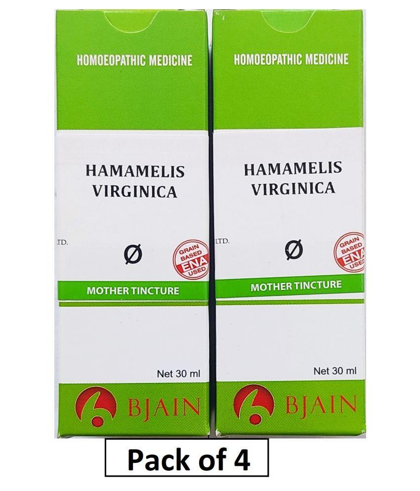 bjain Hamamelis Virgienica Q Liquid 30 ml Pack Of 4