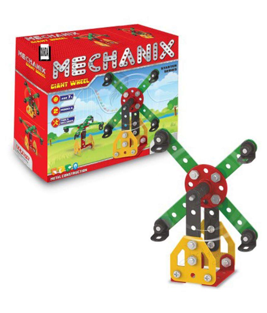 MECHANIX - Starter - Gaint Wheel