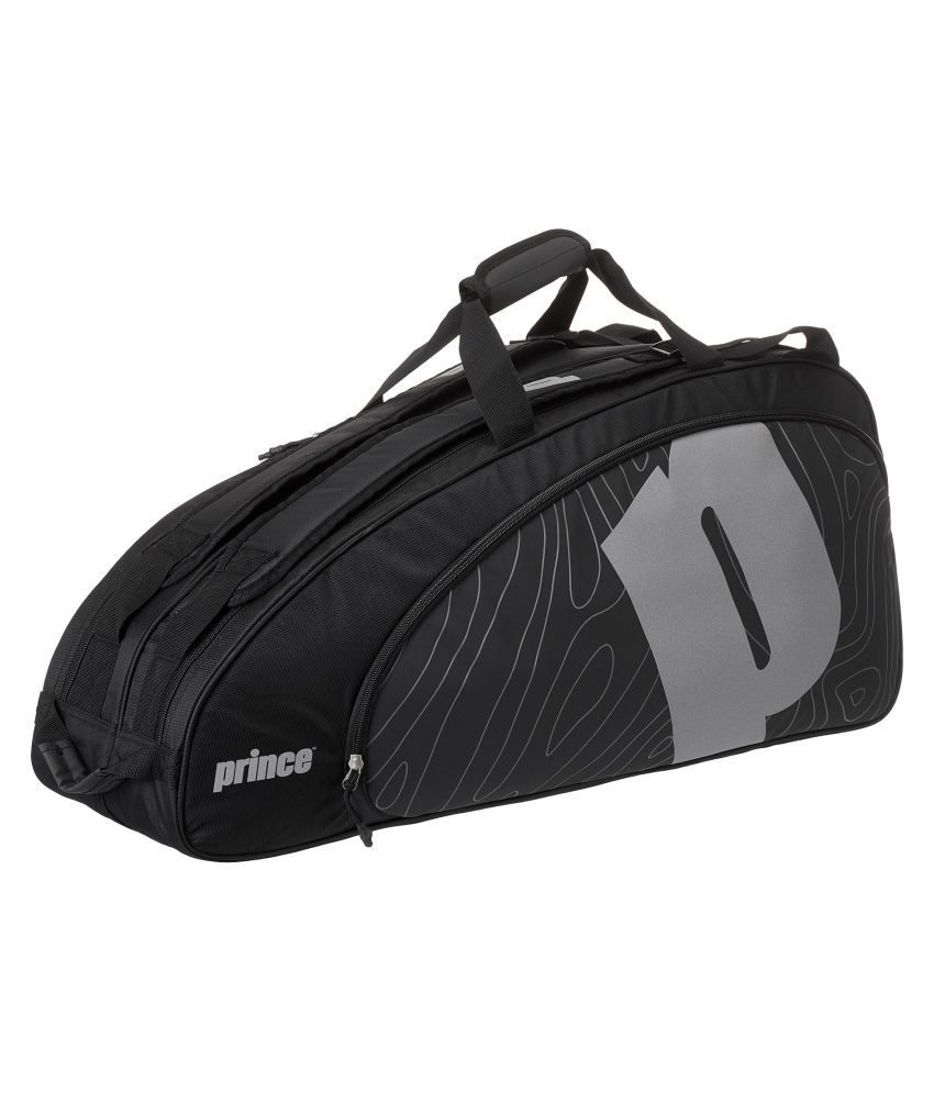 Prince All Kit Bag Black