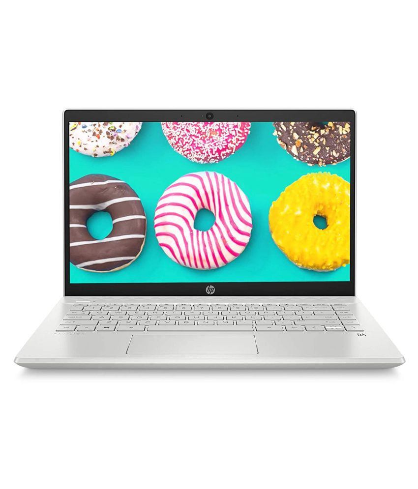 HP Pavilion 10th Gen Intel Core i5  1035G1 8 GB/256 GB SSD + 1TB HDD/Win10/MS Office/Natural Silver/1.59 Kg , 14 ce3065tu, 14 Inch FHD Laptop