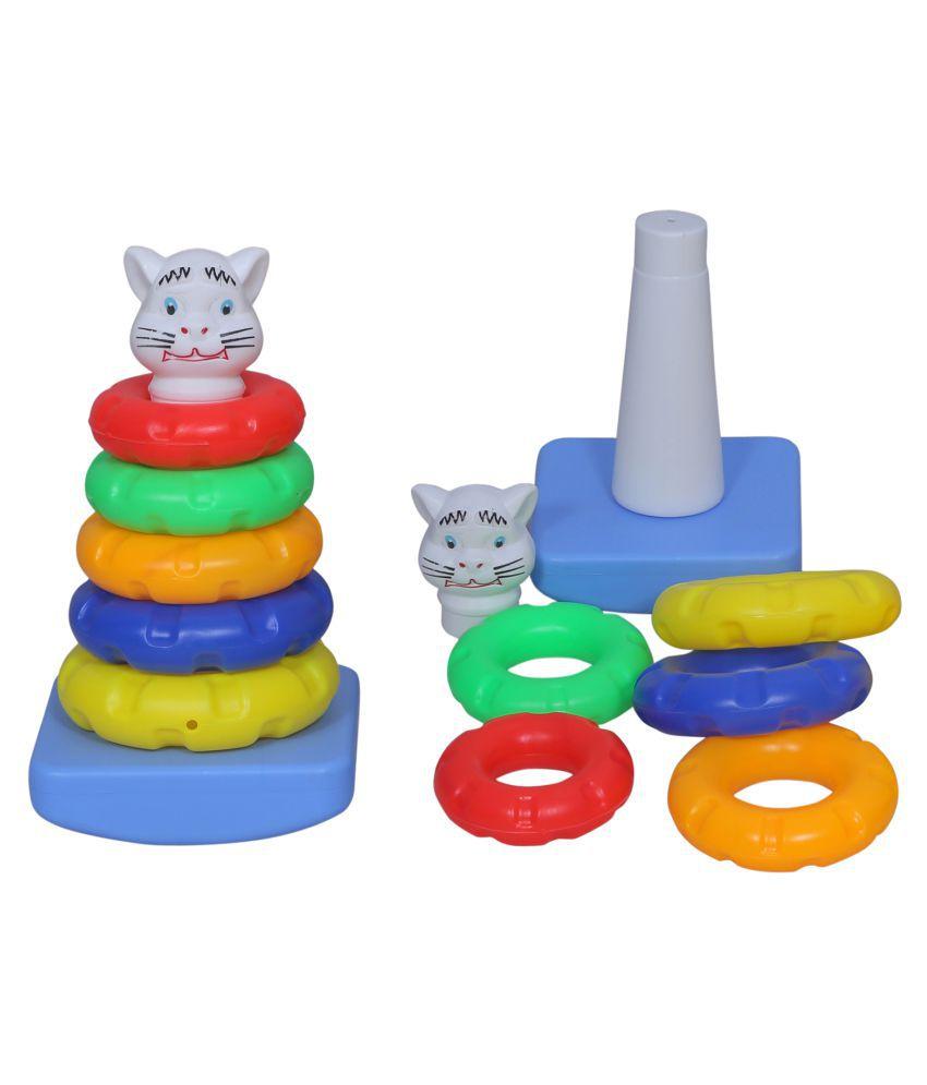 5 BABY STACKER JUNIOR NET (With Box) (K)