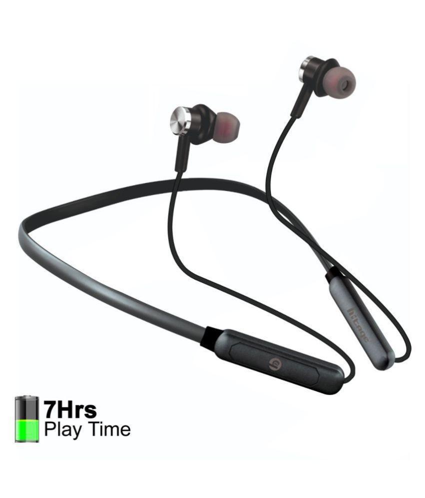 GRATE NBT 1949Bluetooth Headphone Neckband Neckband Wireless With Mic Headphones/Earphones