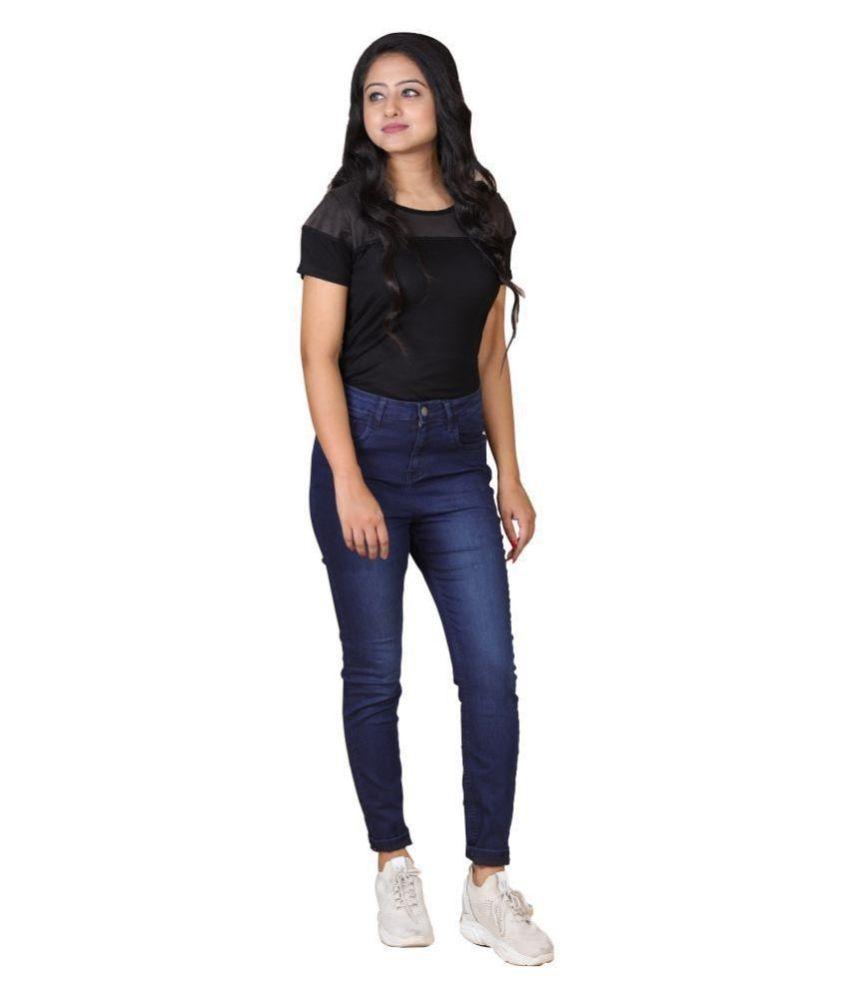 HELLWA Denim Jeans - Blue