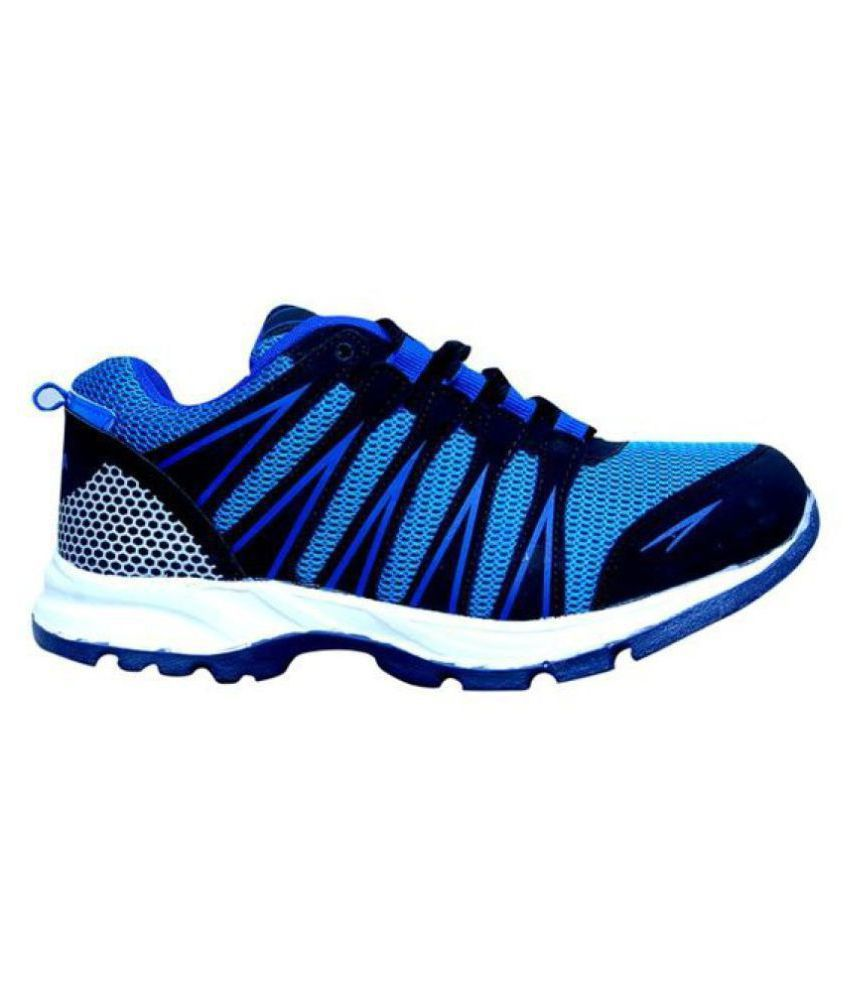 MENS SPORT SHOES Navy Running Shoes