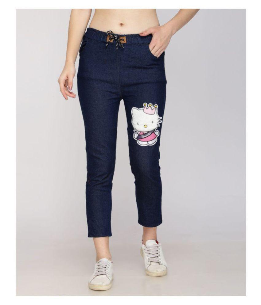 Moshe Denim Jeans - Blue