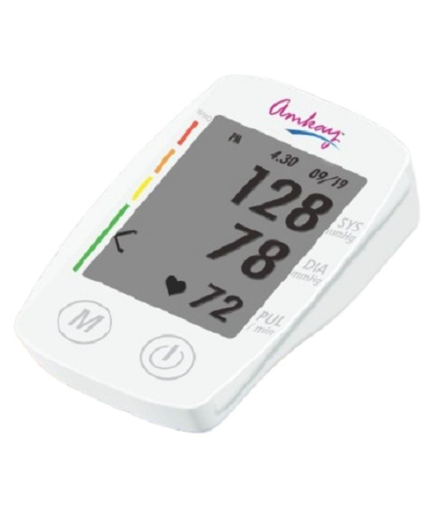 Amkay AMBP Fully Automatic BP Monitor