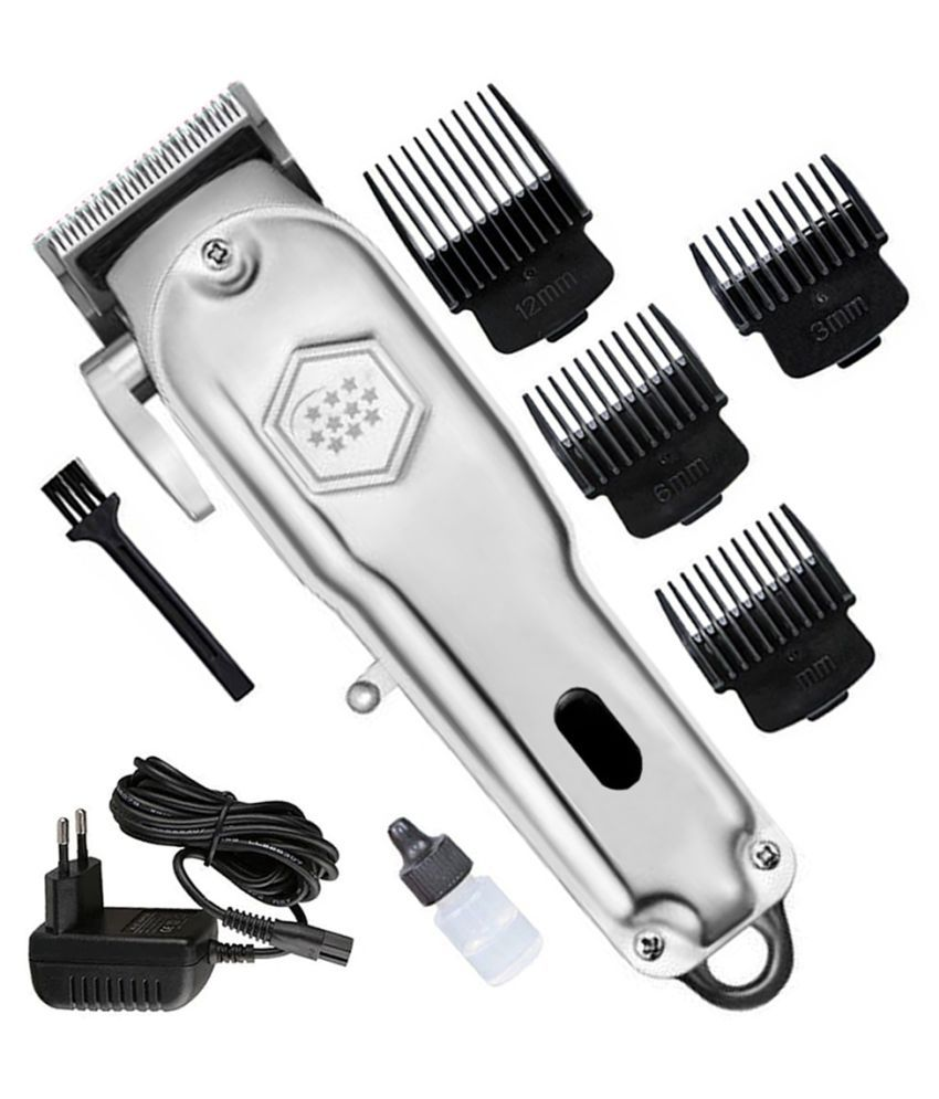 PMK Professional Electric Haircut Rechargeable Beard Hair Trimmer CordlessSHAVER Casual Gift Set