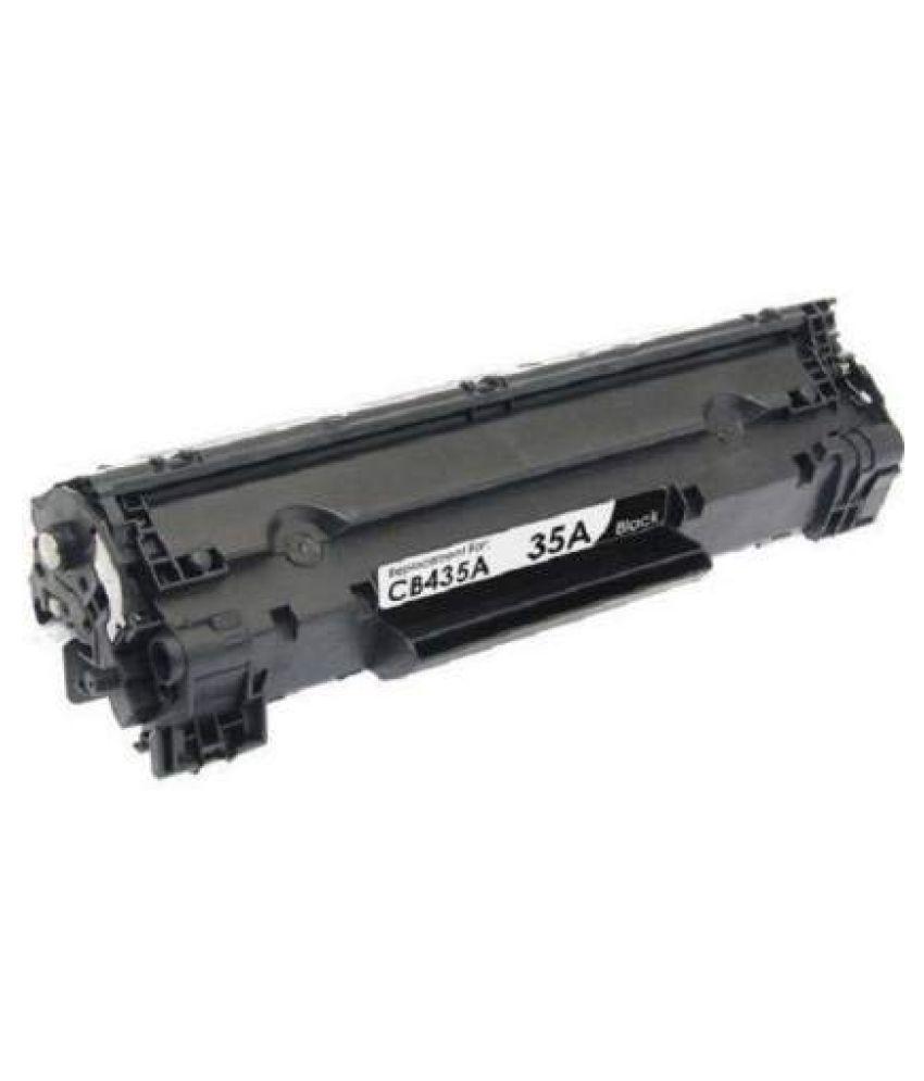 Cartridge Vista HP CB435A Black Single Toner for HP Laserjet   P1005 P1002 P1003 P1004 P1005 P1006