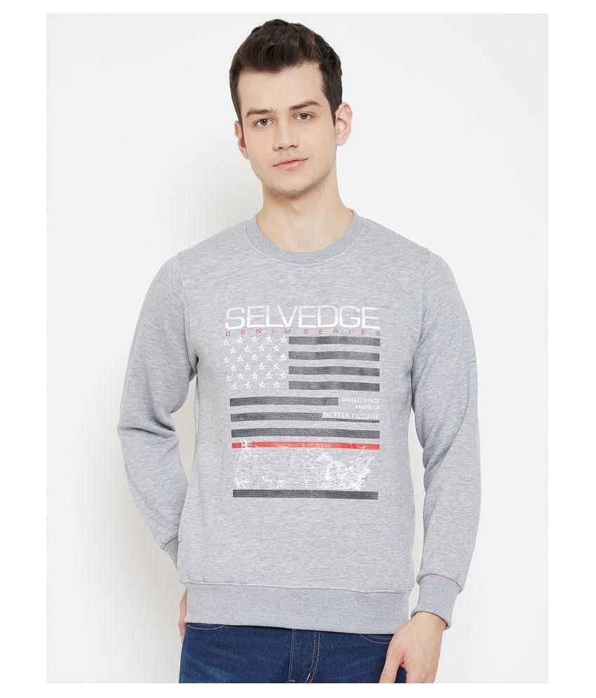 Otaya Grey Sweatshirt