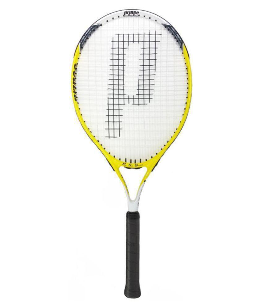 Prince Deuce 25  Tennis Racquet Yellow