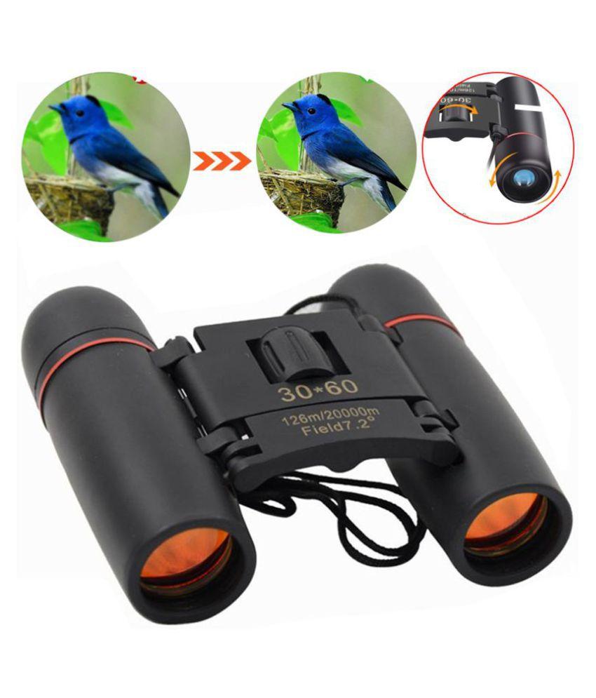30x60 Portable Folding Binocular with Day & Night vision Binoculars