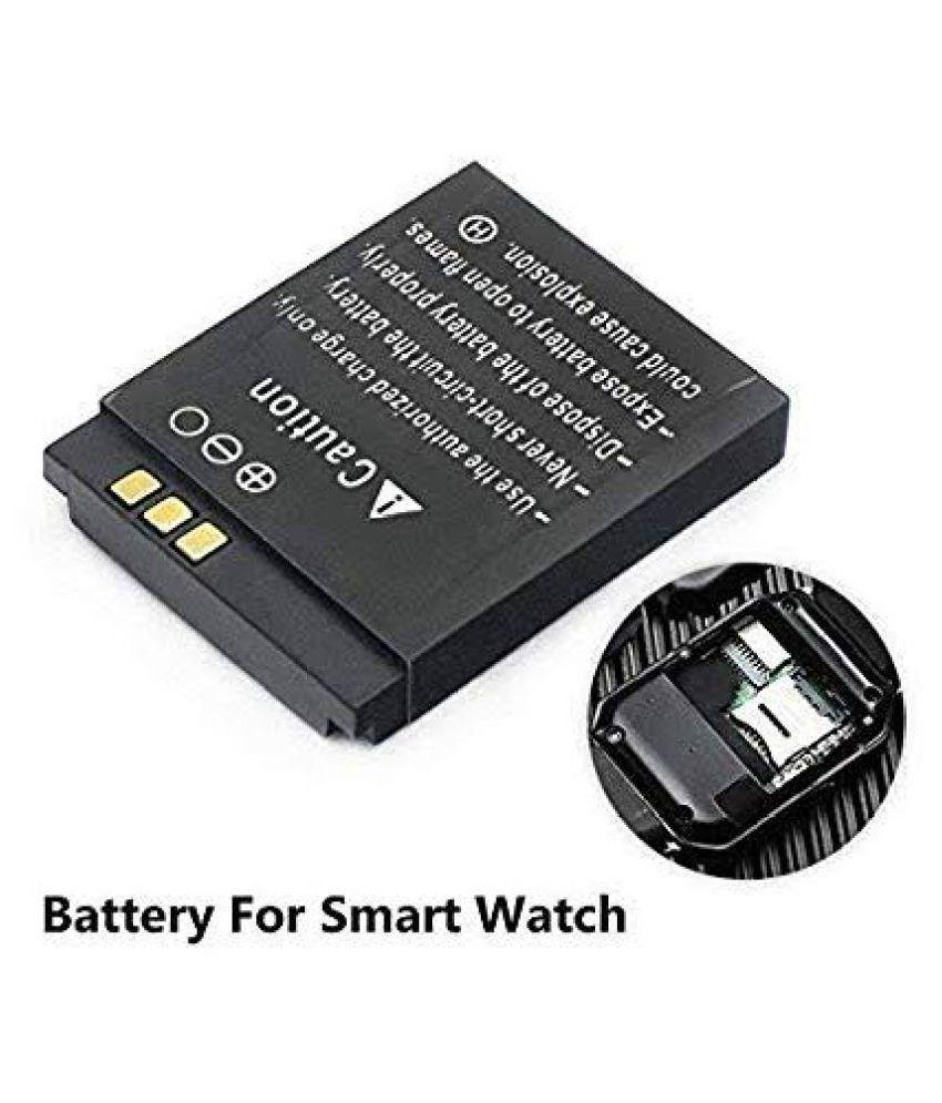 Orabella 380mAh LQ-S1 Battery for DZ09 Smartwatch Smart Watch