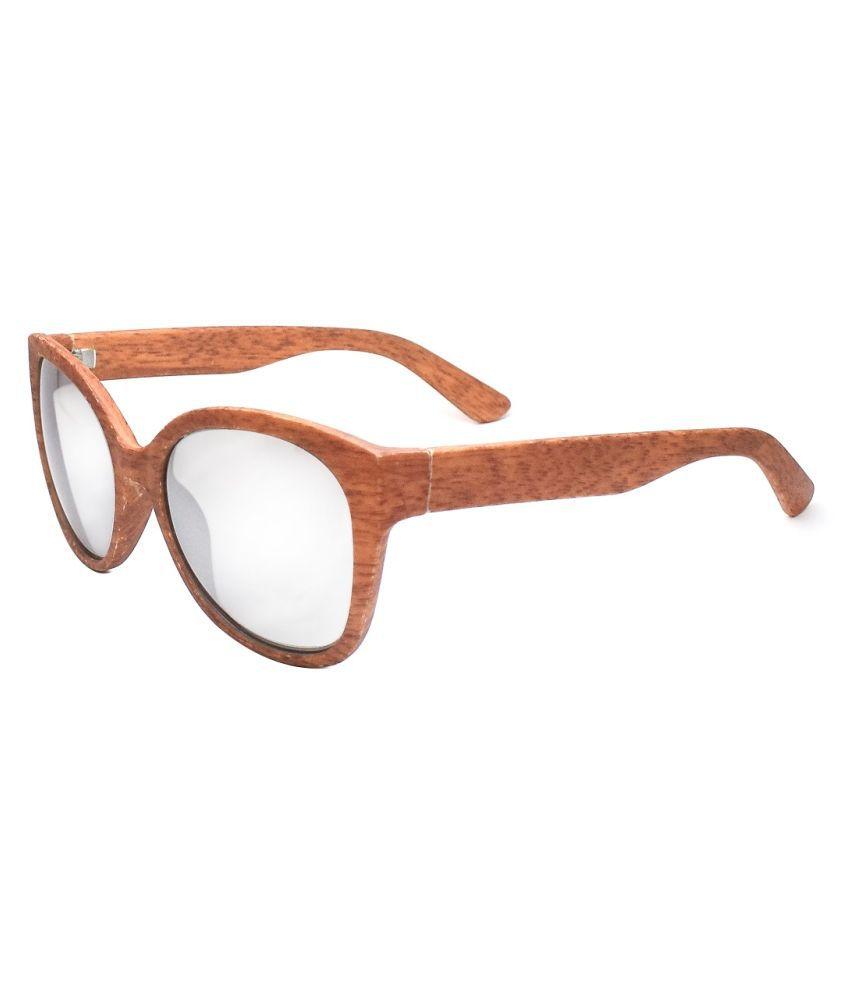 Peter Jones - Silver Square Sunglasses ( 2811BS )