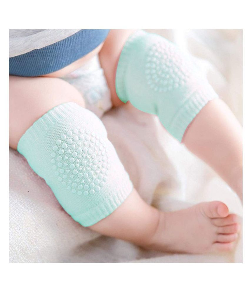 N M CREATION Assorted Coton Baby Knee Pad 1 pcs