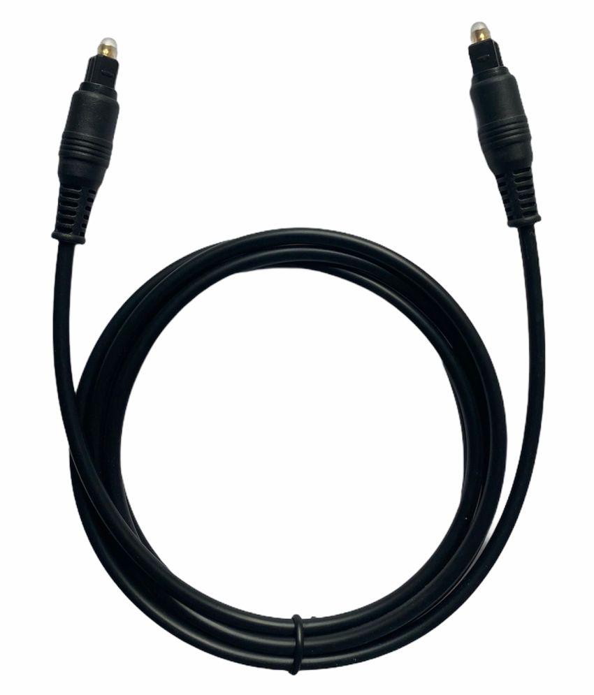 Upix Digital Audio Fibre Optical Cable - 1.3