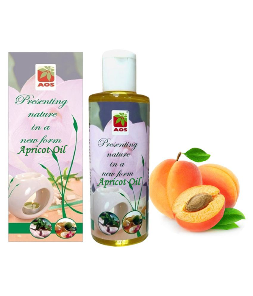 AOS Apricot Oil 200 mL