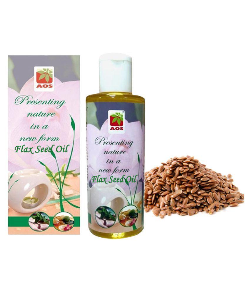 AOS Flax Seed Oil 500 mL