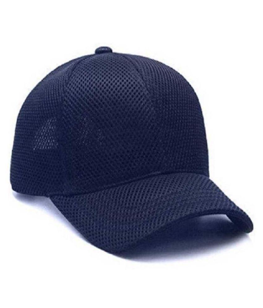 Guys'N'Girls Blue Cotton Caps