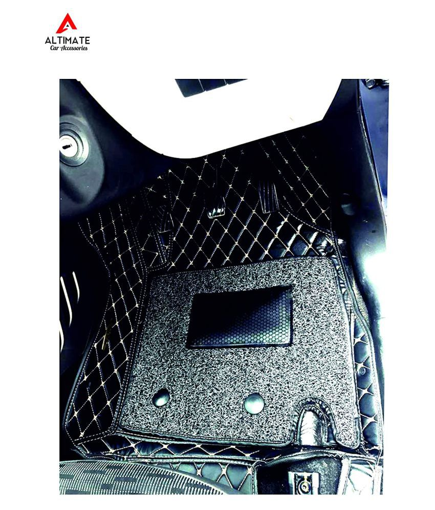ALTIMATE 7D Custom Fitted Car Floor Mats for Ford Figo