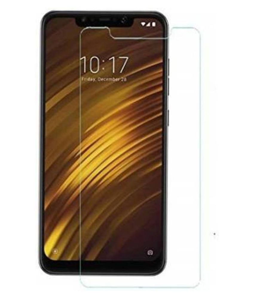 Xiaomi POCO F1 Tempered Glass by EASYKARTZ