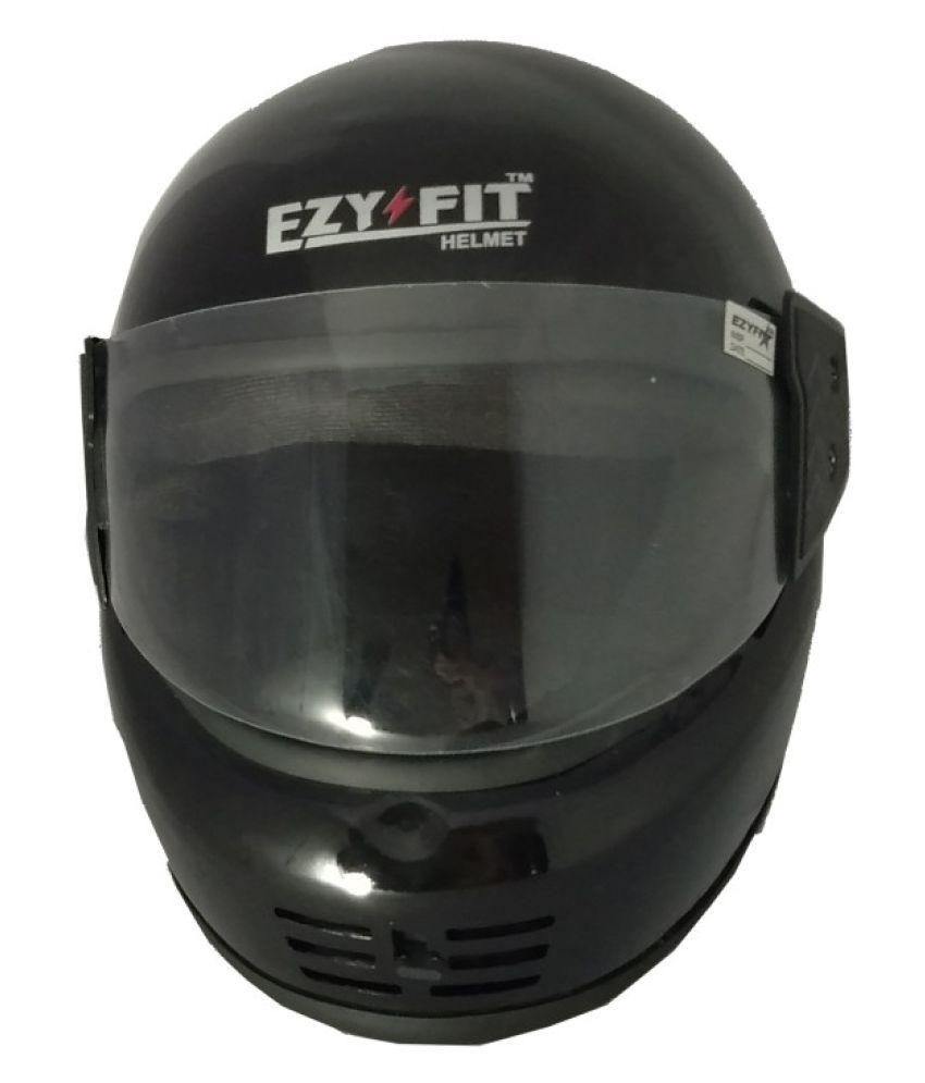 Maha helmet full - Full Face Helmet Black M
