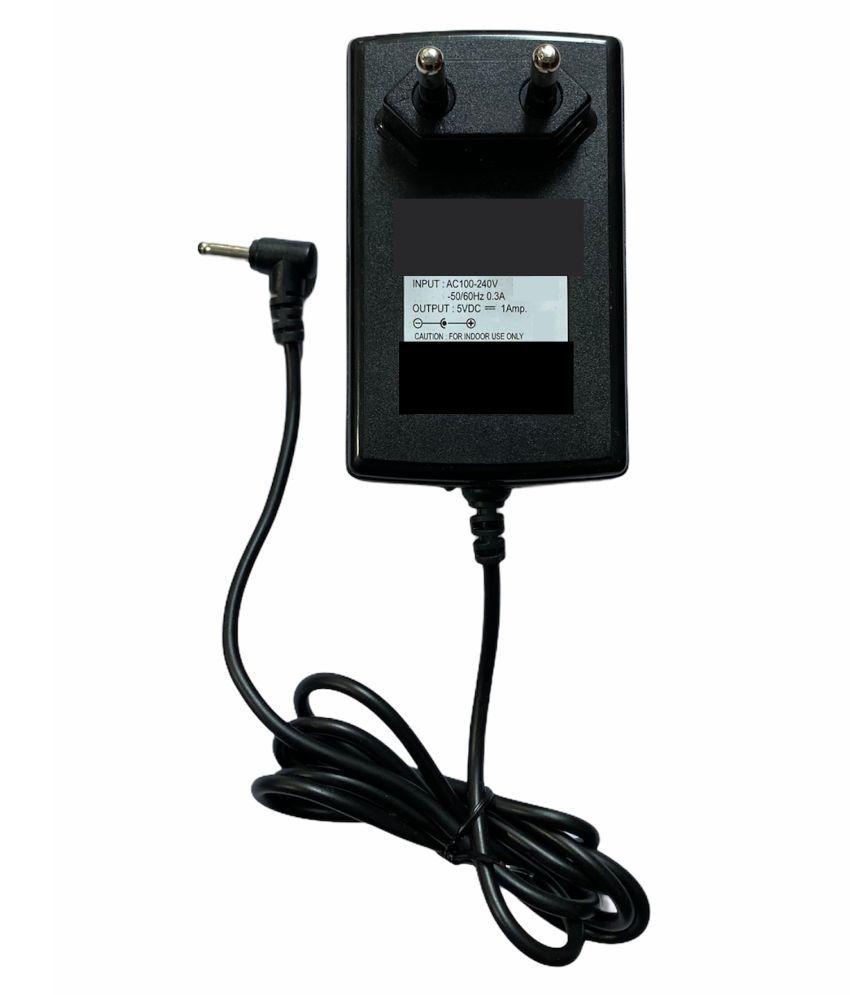 Upix 5V 1A (Vtech Pin) Power Supply ( Black )