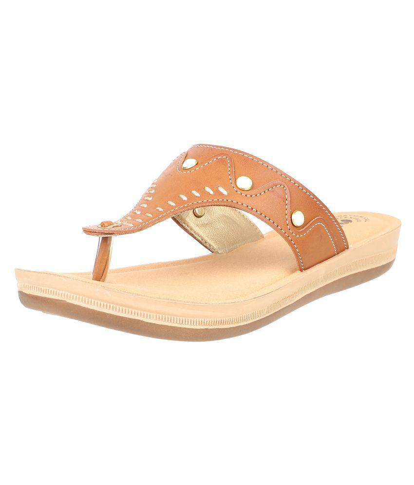 Inblu Tan Flats