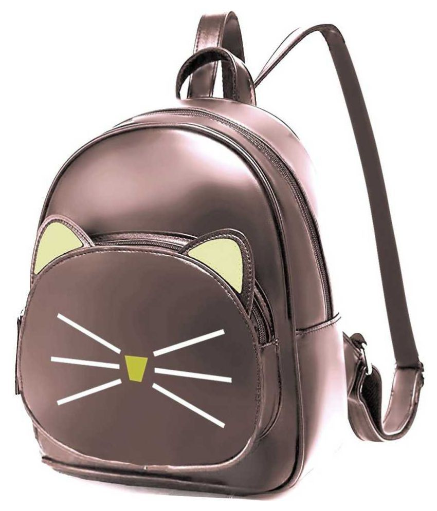 Parrk Purple Casual Messenger Bag