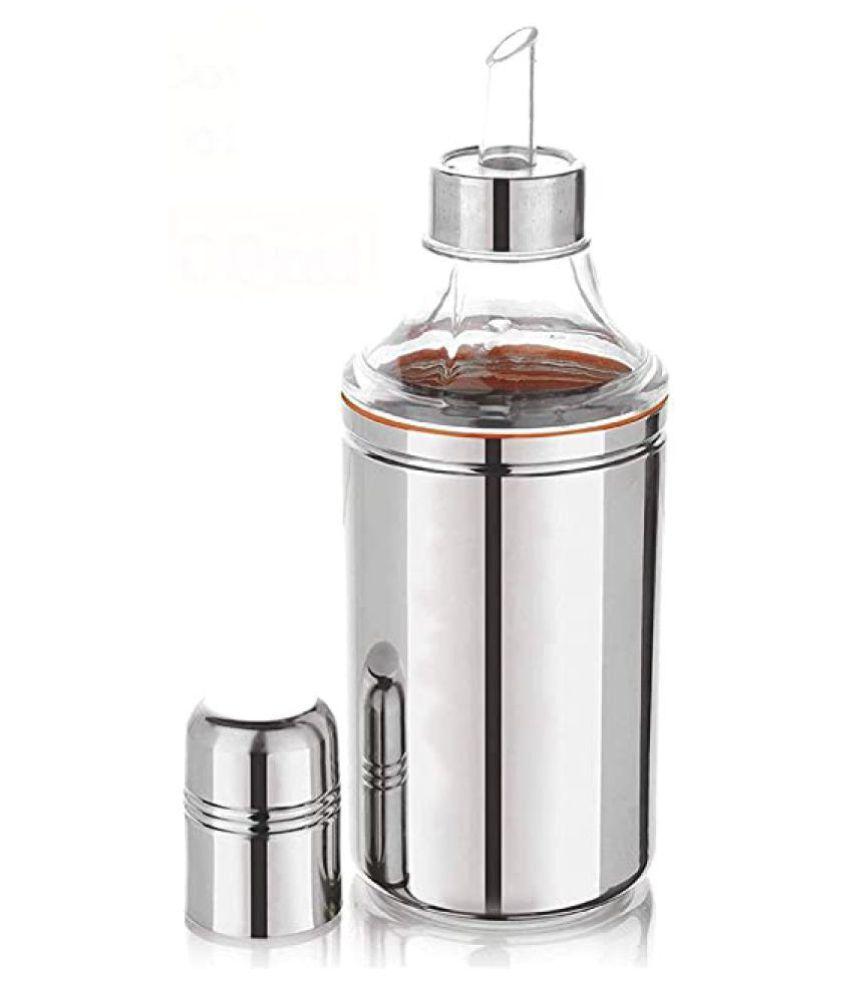 AKG Stainless Steel Oil Pourer 1000 mL