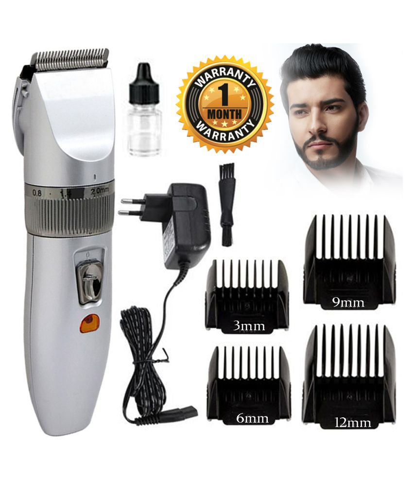 SD Professional Men Rechargeable Hair Clipper Hair Trimmer For Men Casual Gift Set
