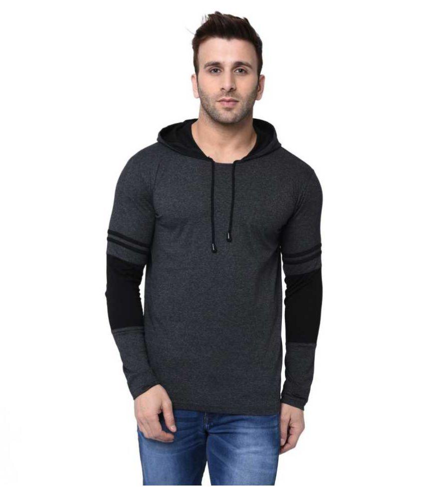 TIJUCA FASHION Grey Sweatshirt