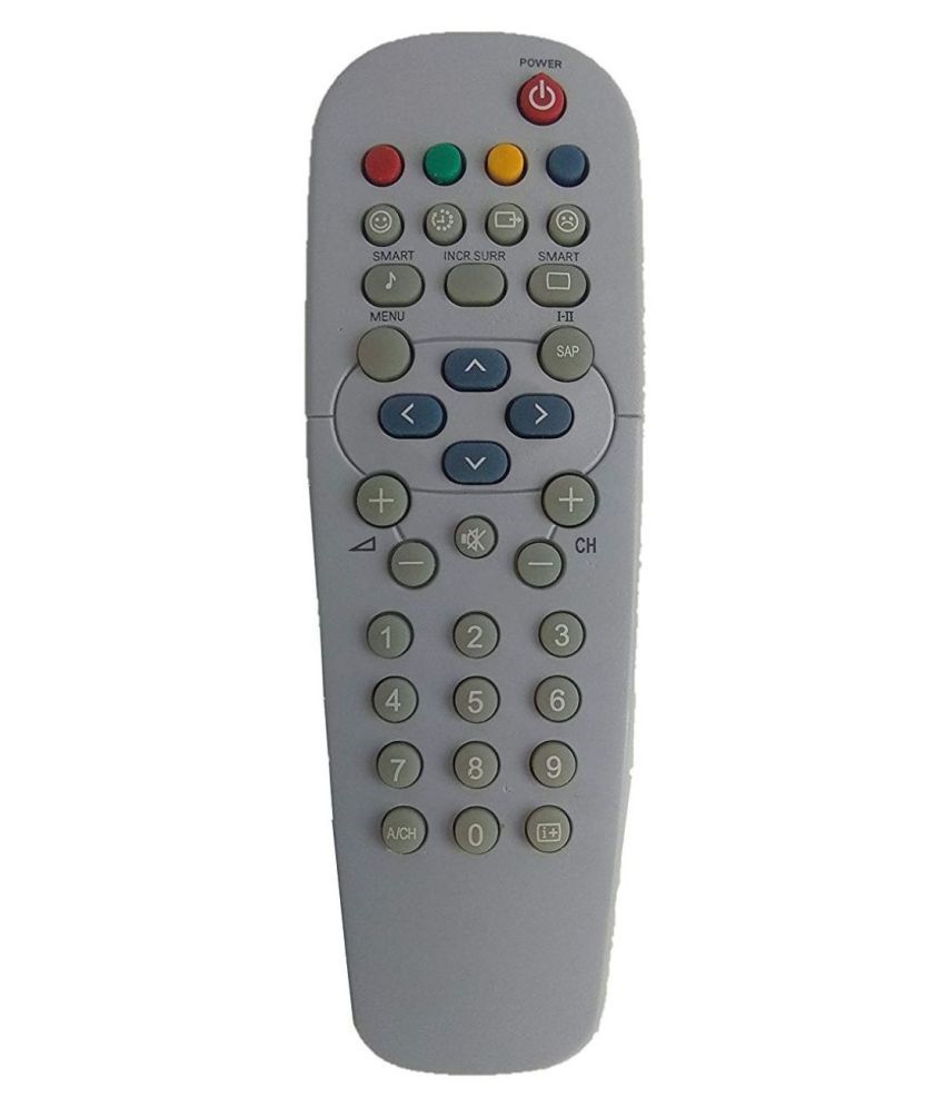 Upix® na TV Remote Compatible with Philips CRT TV