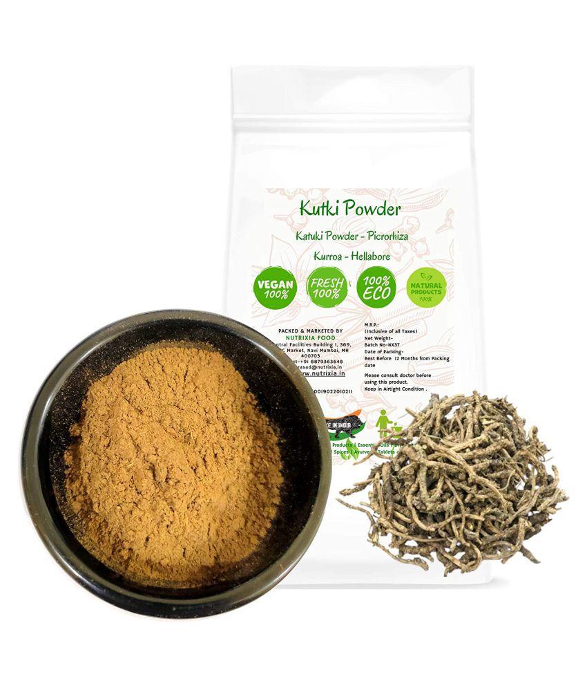 Nutrixia Food Kutki Powder Katuki Powder Powder 50 gm Pack Of 1