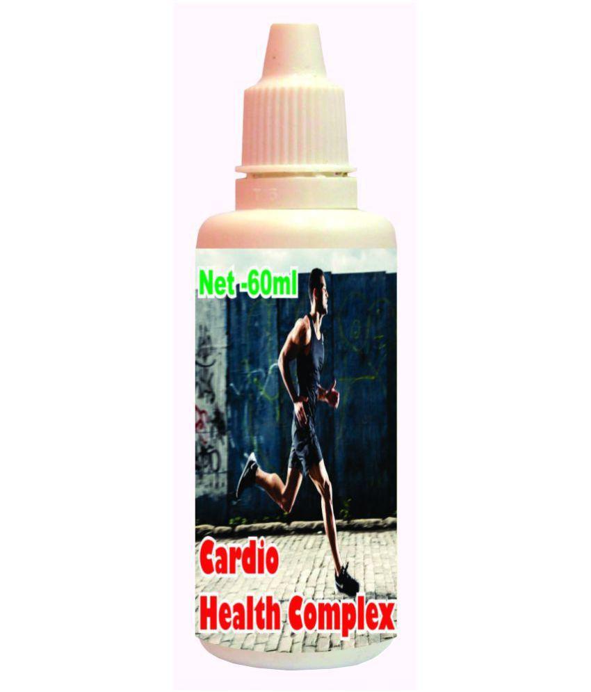 hawaiian herbal Cardio Health Complex Drops(Get 60ml Cardio Health Complex Drops Free) 60 ml Minerals Syrup