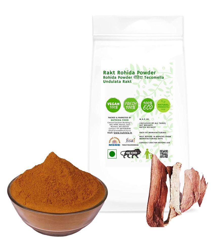 Nutrixia Food Rakt Rohida Powder रोहिदा Powder 500 gm Pack Of 1
