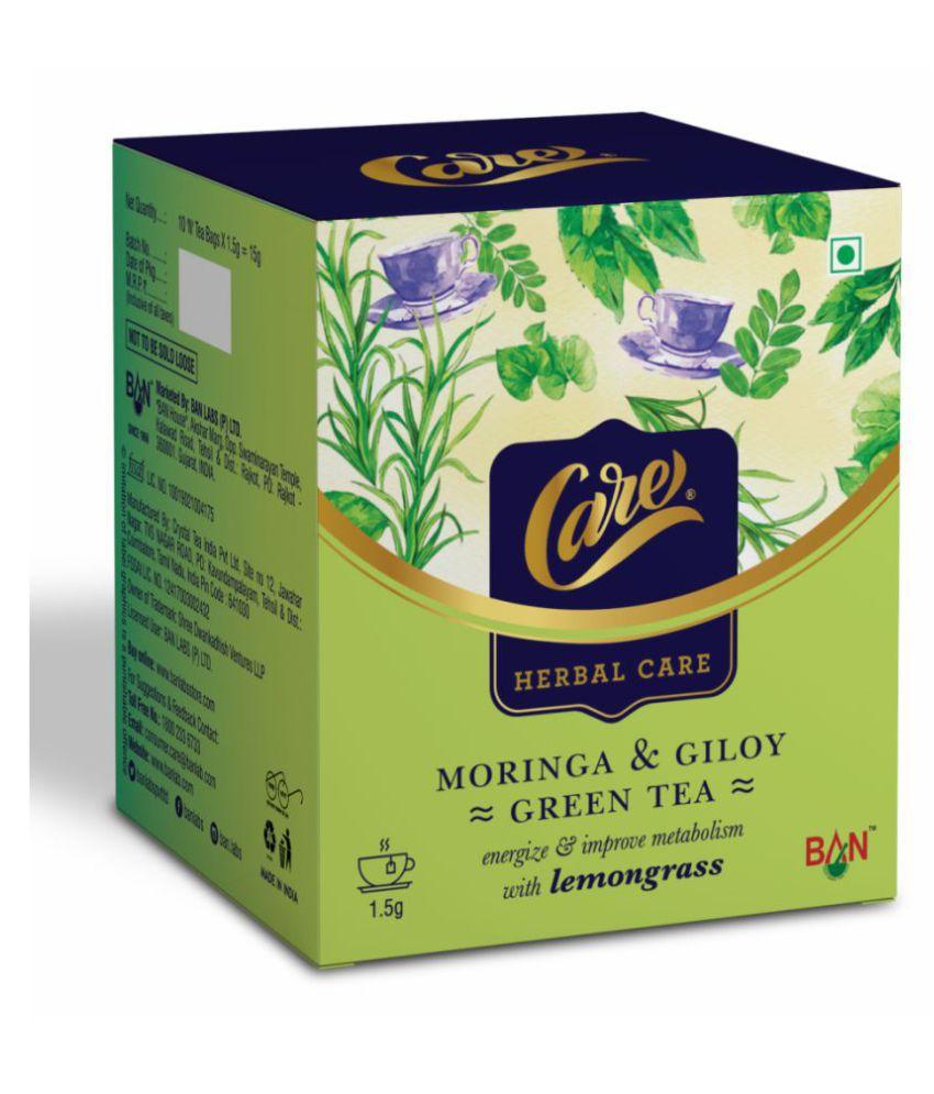 Care Green Tea Bags 15 gm