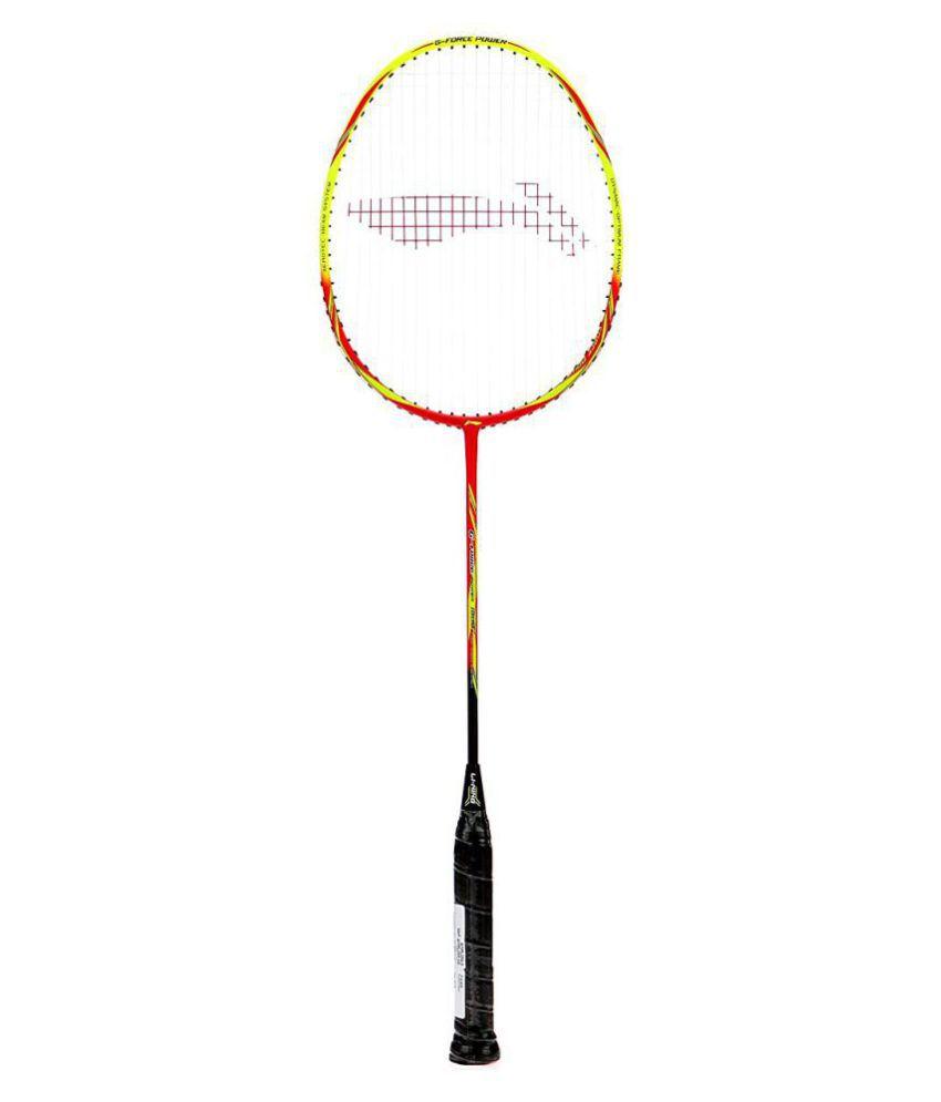 Lining GFORCE 1900I Badminton Raquet Assorted