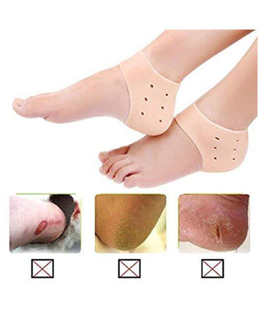 MD IMPEX ANTI HEEL CRACK SOCKS Moisturizing Socks 1 Pairs