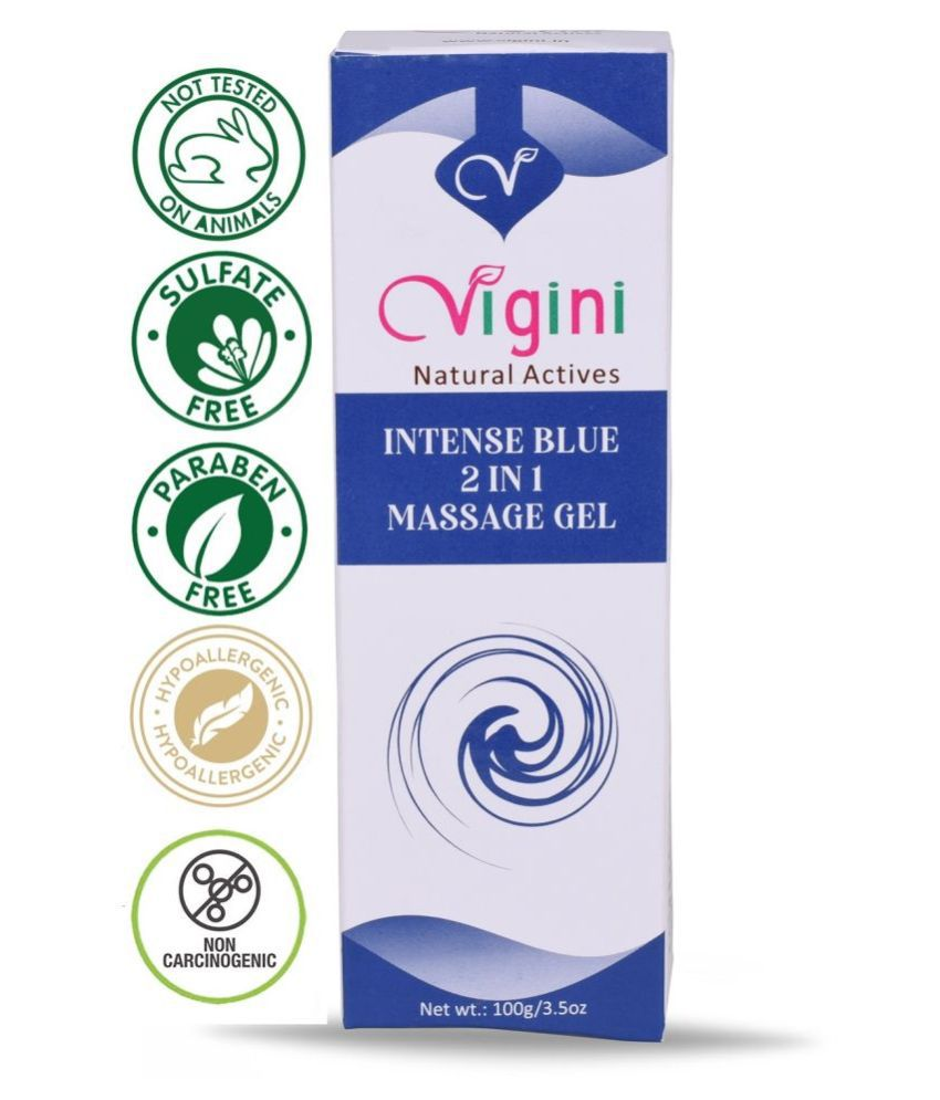Vigini 100% Natural Actives Sexual Lubricant  Aromatherapy Stimulating Lube Massage Gel Lubrication Moisturizer Water Based No Added Color Increase Delay  effective,Sensual Pleasure Lubricating Jelly and for safe  Himcolin Lubrication Passion  Sex for Men